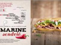 Súťaž o kuchársku knihu Sendviče klasické i moderné od MECOMU