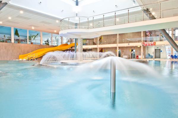 Súťaž o tri rodinné vstupenky do Aquaparku