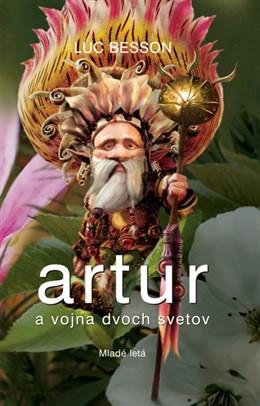 Súťažte o knihu Artur a vojna dvoch svetov