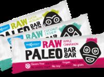 Súťažte o raw tyčinky Paleo