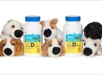 Soutěž o balíčky Swiss Vitamín D3-Efekt s hračkou