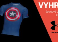Vyhrajte športové oblečenie od Under Armour
