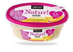 Vyhrajte pre svoju rodinu týždennú zásobu nových Natur! šalátov