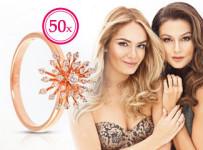 Vyhrajte diamantový prsteň s kozmetikou Dermacol