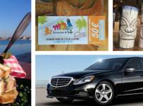 Vyhrajte večeru pre 2 osoby v Mango Restaurant a odvoz limuzínou