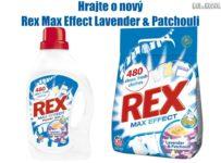 Hrajte o 3 balíčky produktov Henkel s novinkou Rex Max Effect Lavender & Patchouli