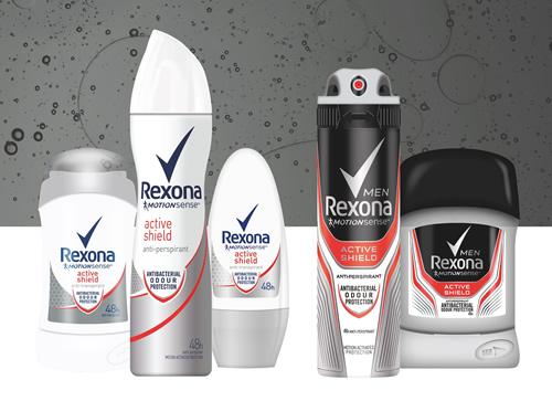 Súťaž Rexona Active Shield