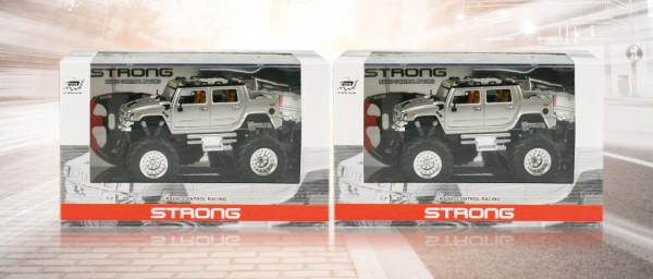 Súťaž o RC model auta značky Hummer