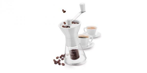 Súťaž o ručný mlynček na kávu