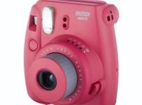 Súťaž o tri Instax Mini 8 fotoaparáty