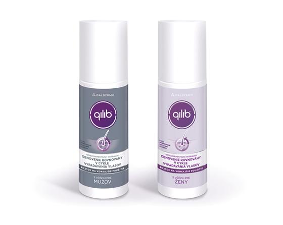 Súťaž o vlasový prípravok Qilib
