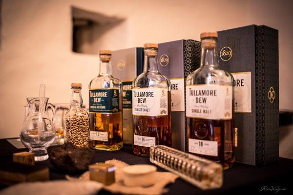 Súťaž o whiskey Tullamore podpísanú Martinom Mňahončákom