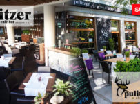 Súťaž s reštauráciami Pulitzer a Pulitzer u zlatého jeleňa