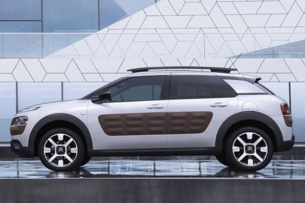 Vyhraj štýlový crossover Citroën C4 Cactus na víkend!