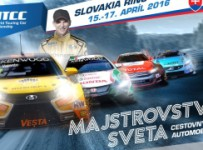 preteky WTCC na SlovakiaRingu v hodnote 30 €