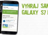 Vyhraj Samsung Galaxy S7 edge