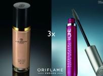 Vyhrajte 3 sady kvalitnej kozmetiky od Oriflame!