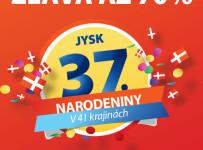 Vyhrajte darčekovú kartu JYSK v hodnote 400 eur
