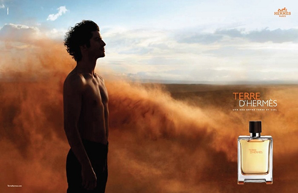 Vyhrajte limitovanú edíciu vône Terre d' Hermès Edp 75 ml v hodnote 104 eur