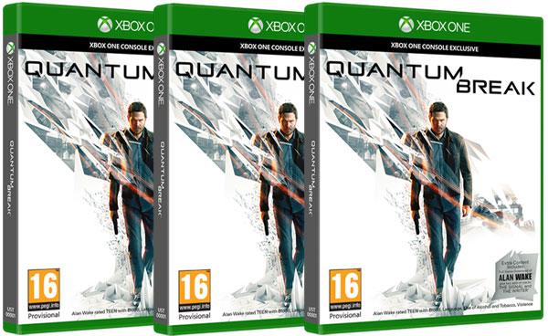 XBO Quantum Break