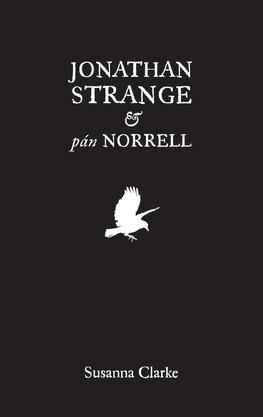 Kniha mesiaca máj - Jonathan Strange & pán Norrell