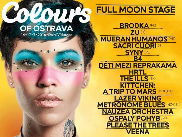 Súťaž o 2×1 permanentku na Festival Colours of Ostrava