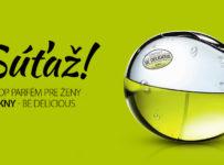 Súťaž o letný parfém pre ženy DKNY - Be Delicious 100 ml