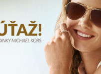 Súťaž o luxusne hodinky Michael KORS