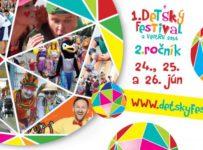 Súťaž o vstupenky na 1. Detský festival