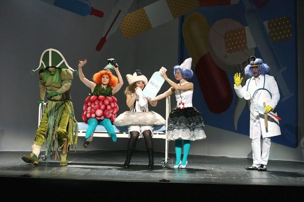 Súťaž so SND o vstupenky na operu pre deti Veľká doktorská rozprávka