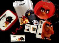 Vyhraj víkendový pobyt a filmové ceny s filmom Angry Birds