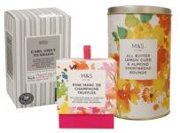 Vyhrajte 3 cukrovinkové balíčky Marks&Spencer