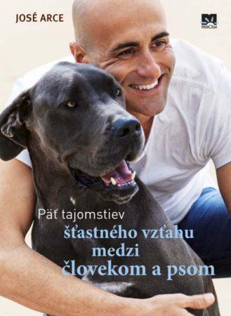 Vyhrajte knihu 5 tajomstiev šťastného vzťahu - medzi človekom a psom