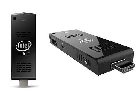 Vyhrajte miniatúrny počítač Intel Compute Stick