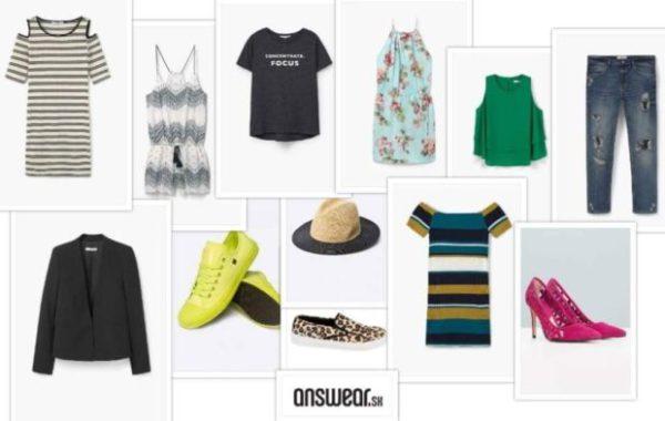 Vyhrajte outfit podľa vlastného výberu od Answear SK