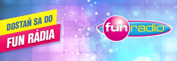 Zaži návštevu vo Fun rádiu!2