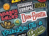 Chystá sa 16-ty Žákovic Open, vystúpi na ňom Dan Bárta aj Para!