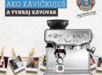 Vyhraj kávovar Catler ES 8013 v hodnote 700€