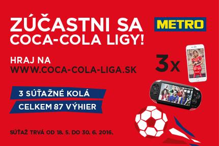 Futbalová Coca - Cola liga