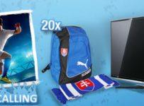 Majstrovská súťaž o televízory, batohy a šále Puma