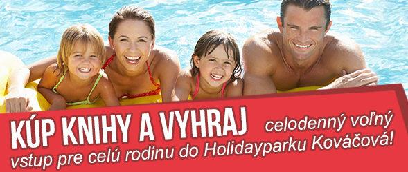 Súťaž o lístky do Aquaparku Kováčová