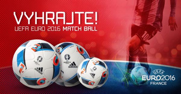 Súťaž o official UEFA EURO 2016™ match ball