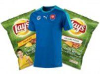 Súťažte s Lays o dresy slovenskej futbalovej reprezentácie