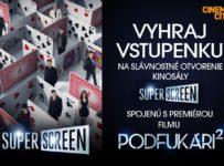 Súťaž so Cinema City Slovakia
