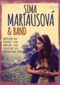 SIMA Martausová & band TOUR 2016