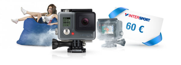 Tipni si výsledok a vyhraj kameru GOPRO HERO+ LCD!