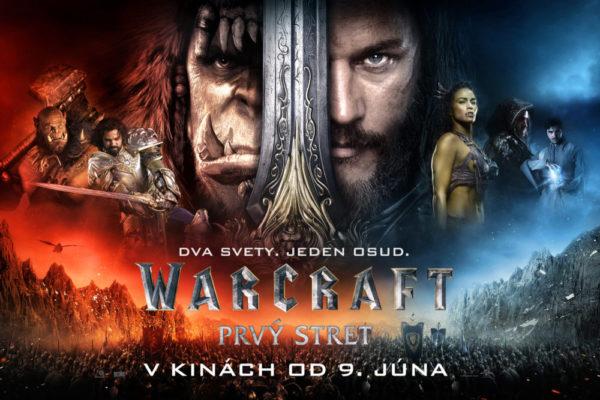 Vyhraj 2 lístky a voucher na hru World Of Warcraft