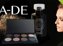 Vyhrajte paletku ôsmich očných tieňov a parfém GA-DE!