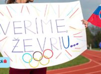 Vytvorte olympionikom transparent a hrajte o 500 eur a 109 olympijských cien