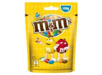 Zapojte sa do súťaže o balíček čokoládových bonbónov M&M's